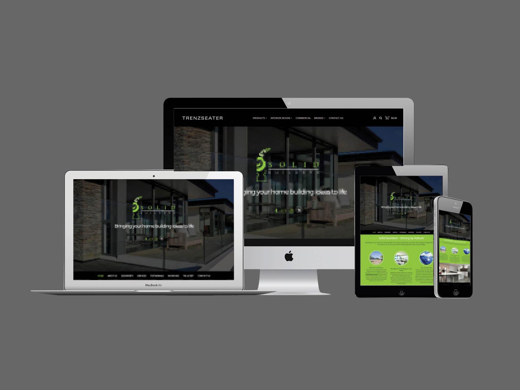 website portfolio BDS